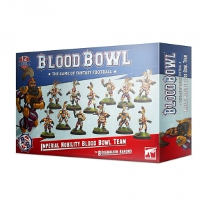 Blood Bowl The Bögenhafen Barons: Imperial Nobility Team